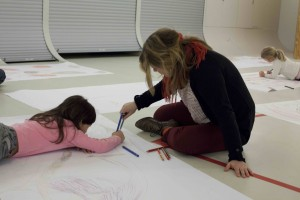 atelier Jeunes Talents Centre Pompidou 2012 (Photo ©Hervé Véronèse)
